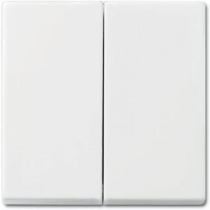 Busch-Jaeger Balance bedieningswip voor serie/wissel-wissel alpin wit