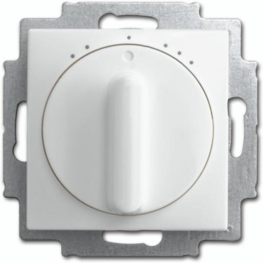 Balance 3-standen ventilatorschakelaar zonder nulstand