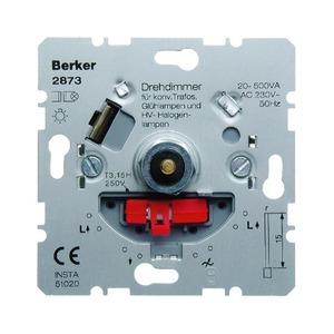 Berker dimmer universeel 500W geschikt voor LED