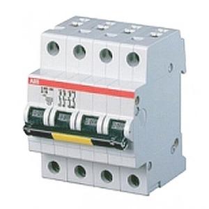 ABB Haf krachtautomaat 3P+N C16A