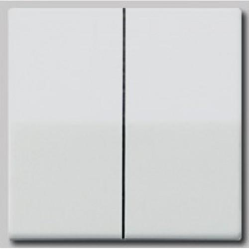 Jung bedieningswip voor serie/wissel-wisselschakelaar wit(creme)
