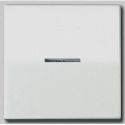 Jung bedieningswip voor controleschakelaar wit(creme)