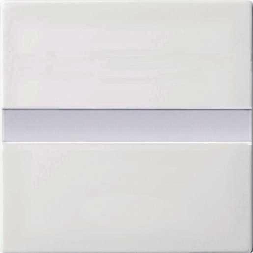 Balance bedieningselement comfortschakelaar, alpin wit. 6815-914-101