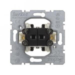 Berker serieschakelaar inbouw