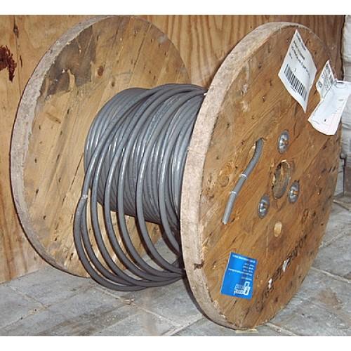 TKF YMVK-as 2x2,5mm² grondkabel op haspel meer dan 100m