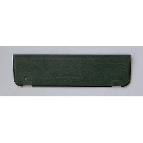 Haf inzetstuk blind voor aan de onderzijde van de meterkast