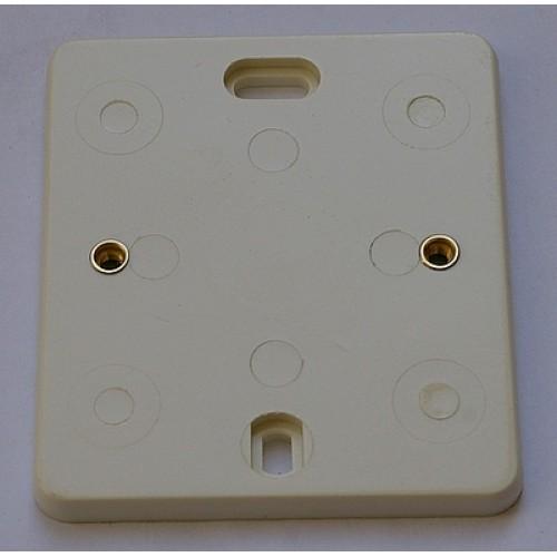 Corodex montageplaat perilex wandcontactdoos