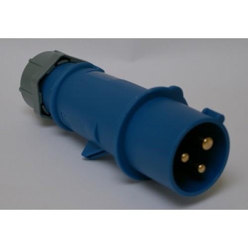 Mennekes CEE248 stekker 3P 16A 230V