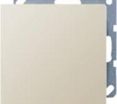 Jung LS990 blindplaat creme