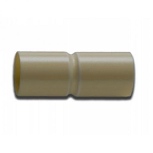 Wavin PVC elektrosok creme 25mm