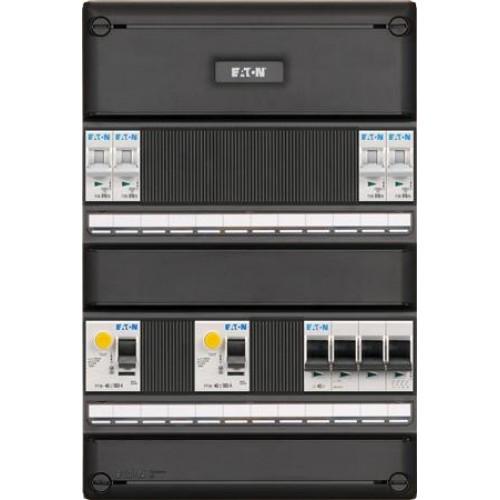 Eaton Holec I-42V3400-HS-64 4 groepenkast 3-fasen