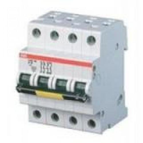 ABB Haf krachtautomaat 3P+N C25A