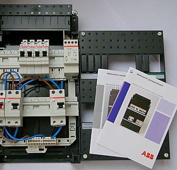 ABB Haf 1-fase groepenkast