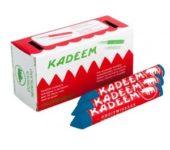 Kadeem aftekenkrijt blauw doos a 12 stuks
