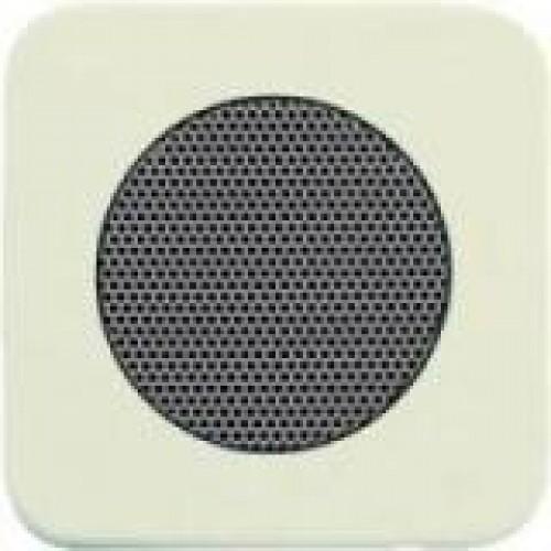 Centraalplaat voor luidspreker wit(creme)