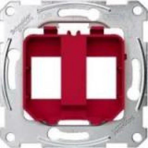 Merten draagring tbv RJ45 connectoren