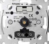 Merten dimmer 40-400W gloeilamp en halogeen 230V