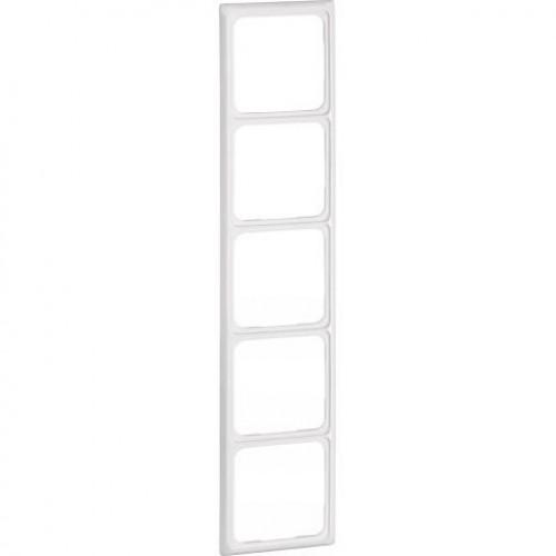 Peha afdekraam 5-voudig Inline levend wit