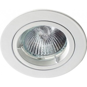 Robus inbouwspot halogeen/LED vast wit 230V GU10
