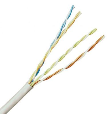 Utp kabel cat.5e in doos 305mtr