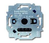 Busch-Jaeger 6816U comfortschakelaar 3-draads oa geschikt voor LED