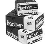 Fischer S 5 pluggen S 5x25mm