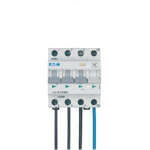 Eaton Systeem 55 aardlekautomaat 4p 16A 0,03A B