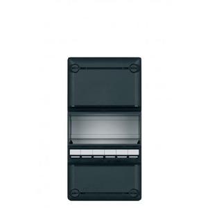 Eaton Systeem 55 lege kast 220x110mm