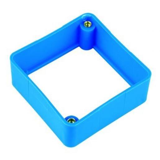 Haf 3512 verlengstuk 27.5mm voor vierkante centraaldozen