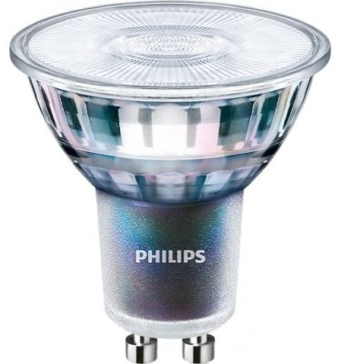 Philips LED lamp 3.9-35W GU10 927 36D super kleurweergave