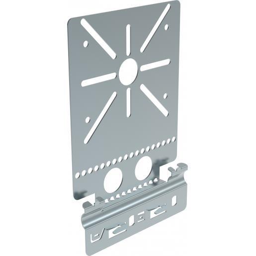 Legrand 481155 Snelmontageplaat P31+ sendzimir verzinkt