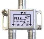 Astro HFT2 verdeler 2-voudig Kabelkeur
