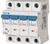 Eaton installatieautomaat 4p 20A C-kar