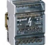 Legrand Stroomverdeler Lexic modulair 4P 100A 4modules