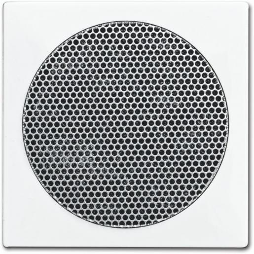 Balance centraalplaat voor luidsprekersokkel