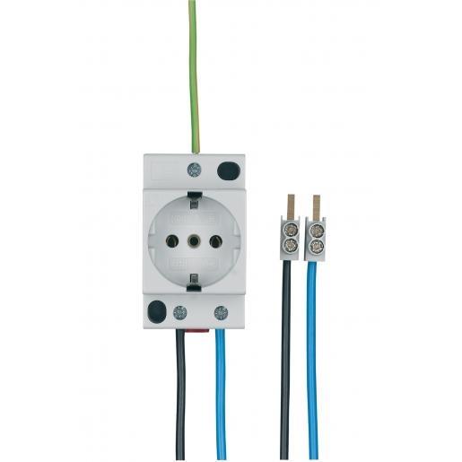 Eaton Contactdoos 2P+A flex DIN-RAIL MONTAGE