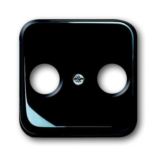 Cai centraalplaat Reflex-Si zwart