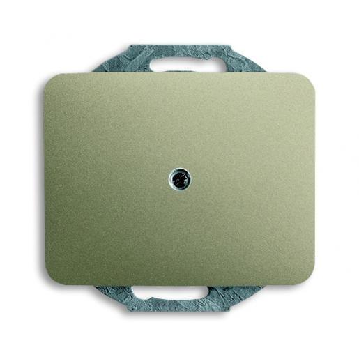 Busch-Jaeger Alpha bedieningselement Blindplaat Centraalplaat