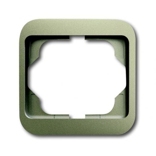 Busch-Jaeger Alpha nea afdekraam 1V palladium