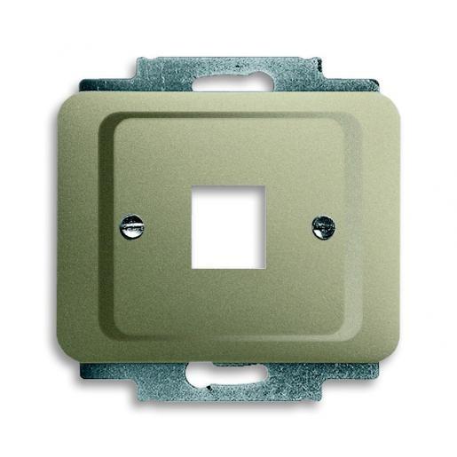 Busch-Jaeger CPL 1xMJ 216000-2/216005-4 A-palladium