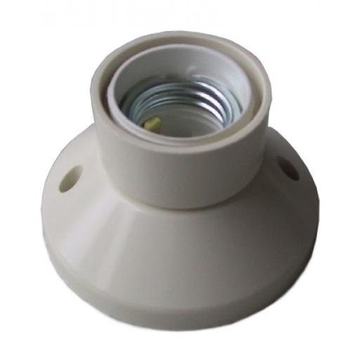 Corodex 2230921WI plafondlamphouder E27
