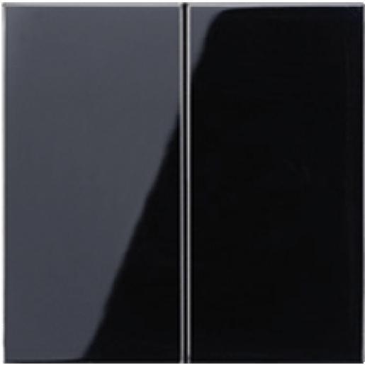 Jung LS990 bedieningswip voor serie wissel-wisselschakelaar zwart