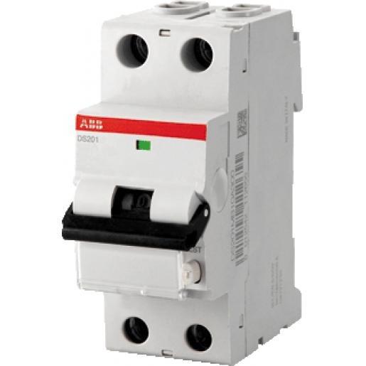 ABB Aardlekautomaat 1p+n b kar 16a 30ma 6ka
