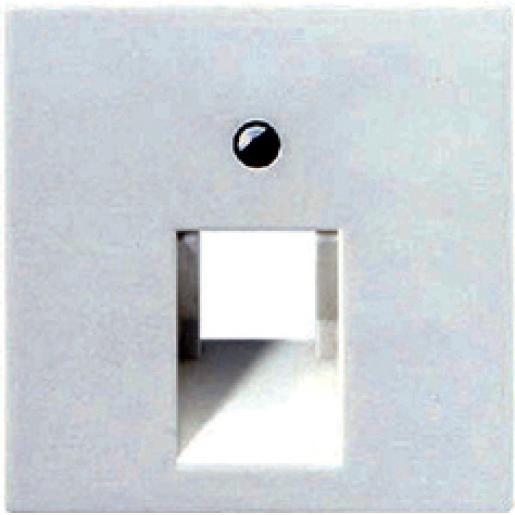 Jung AS500 centraalplaat UAE/IAE Kunststof Wit A569-1PLUAWW