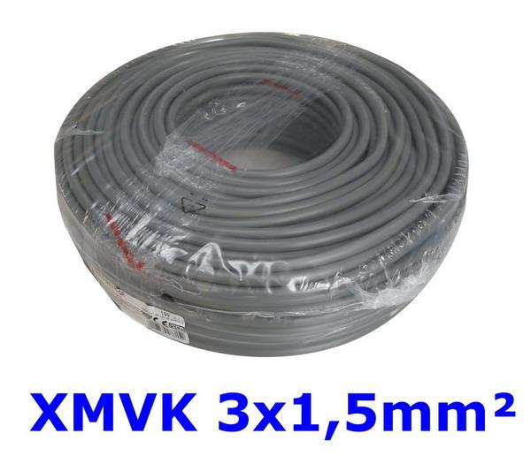 Waskonig xmvk 3x1.5mm2