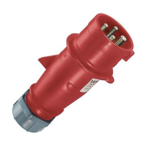 Mennekes Contactstop 16A 4p 6h 400V ip44 CEE252
