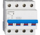 Hoofdschakelaar AMPARO 4P 63A