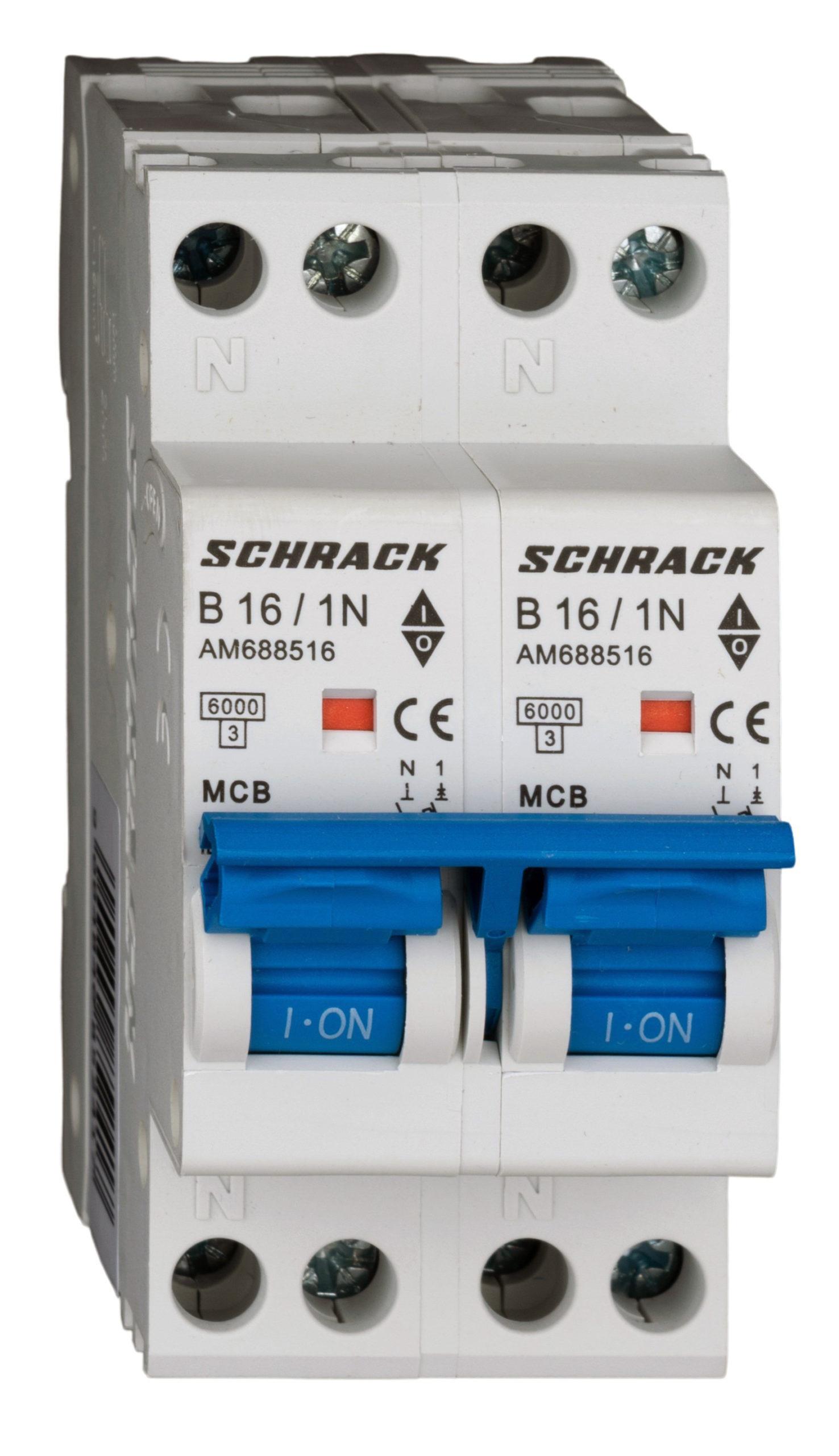 Installatie-kookautomaat AMPARO 2P+2N B16A 6kA