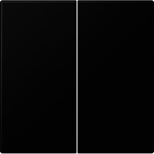 Jung LS995SWM bedieningswip voor serie/wissel-wisselschakelaar grafietzwart mat